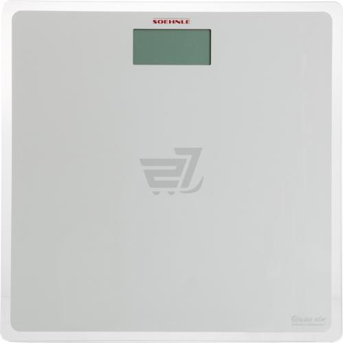 Весы напольные Soehnle-Waagen Silver Slim design (63538)