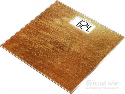 Весы напольные Beurer GS 203 Rust
