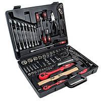 ✅ Профессиональный набор инструментов 73 ед. INTERTOOL ET-6073