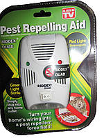 Отпугиватель Риддекс Квад (ридекс) крыс, тараканов, мух, блох, пауков, комаров Riddex Quad Pest Repelling