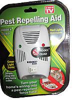 Відлякувач Риддекс Квад (ридекс) щурів, тарганів, мух, бліх, павуків, комарів Riddex Quad Pest Repelling