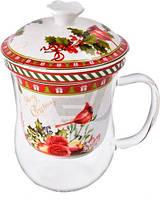 Чашка Новогодняя коллекция 400 мл 924-136 Lefard