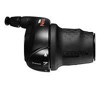 Шифтер SL-C3000-7 Revoshift NEXUS 7-швидк, рубашка/трос 2100/2330мм