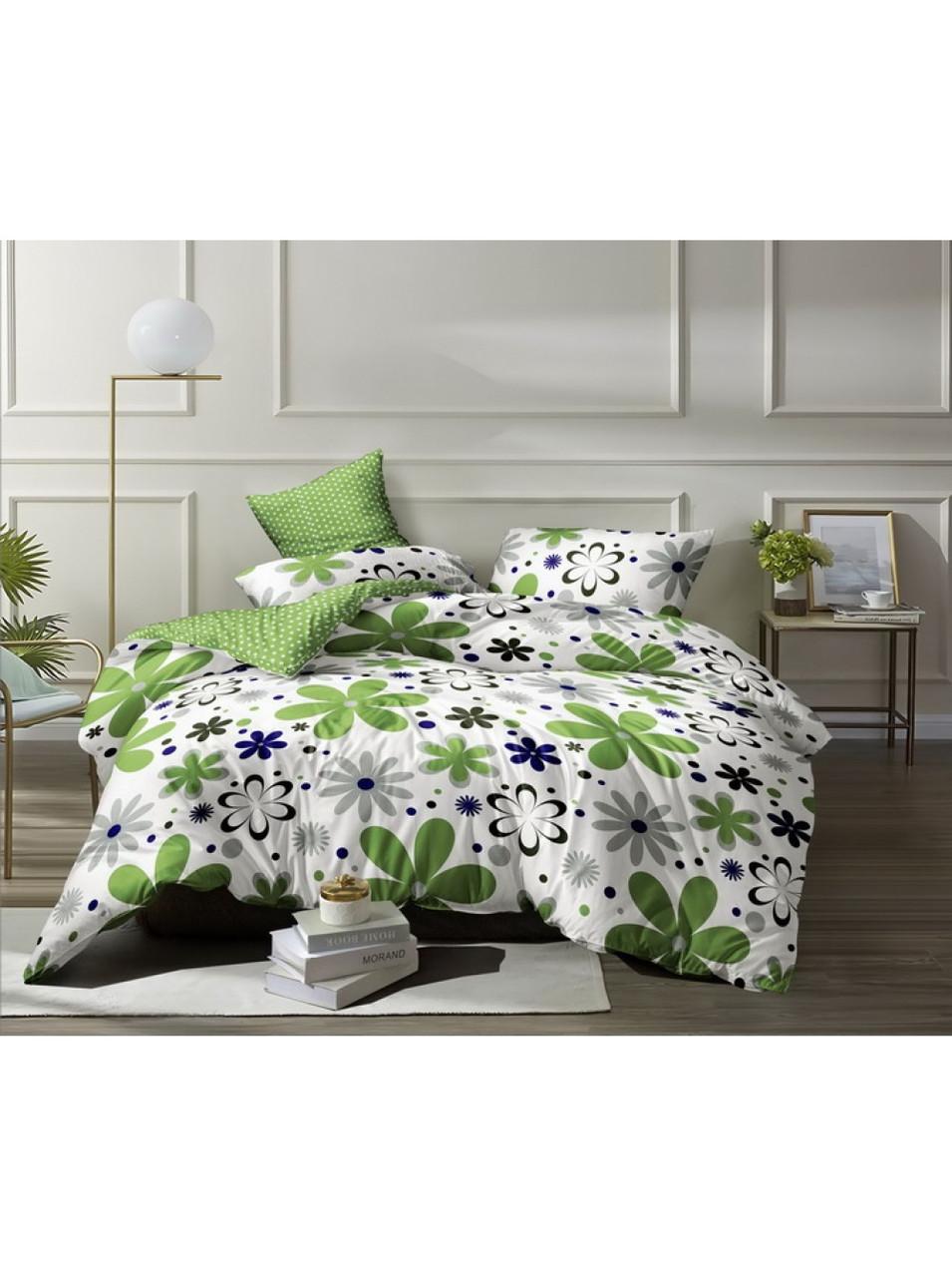 Комплект постельного белья сатин Лофт Украина