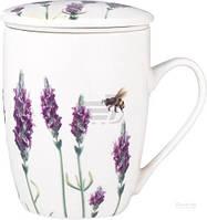 Чашка-заварник Lavander 400 мл A0521-S2-20 Astera