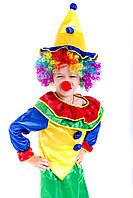 """Детский маскарадный костюм """"КЛОУН""""  для детей на 3-7 лет"""