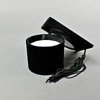 Домино черное №1