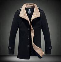 Мужское демисезонное пальто. Модель 508.