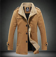 Мужское зимнее пальто. 3 цвета.