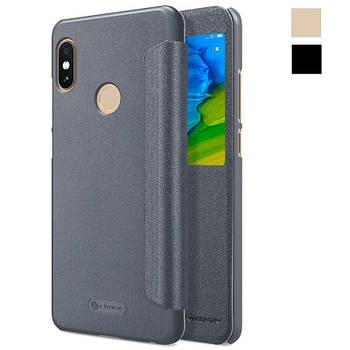 Чехол-книжка Xiaomi Redmi Note 5 — Nillkin Sparkle