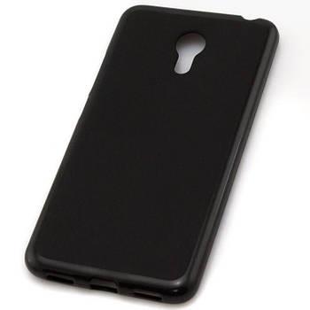 Черный силиконовый чехол для Meizu M3 Max