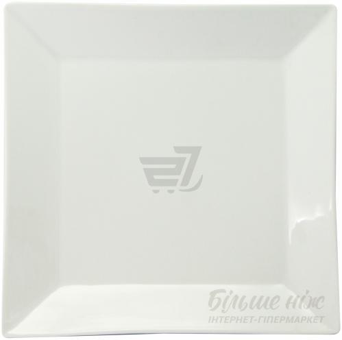 Тарелка обеденная Linz 26x26 см квадратная Helfer