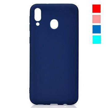 Чехол Samsung Galaxy M20 – Цветной (TPU)
