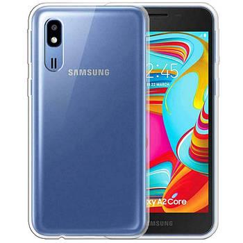 Чехол Samsung Galaxy A2 Core – Ультратонкий