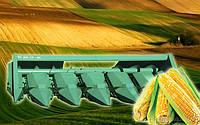 Жатка для уборки кукурузы КМС-6 (КМД-6)