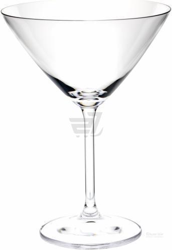 Набор бокалов для мартини Martina 285 мл 6 шт. Bohemia