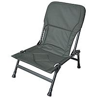 Кресло складное карповое Ranger Fisherman Light (720-830х420х470мм), зеленое