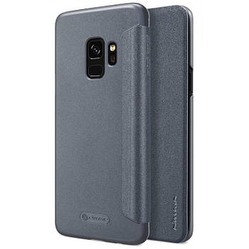 Чехол-книжка Samsung Galaxy S9 – Nillkin Sparkle