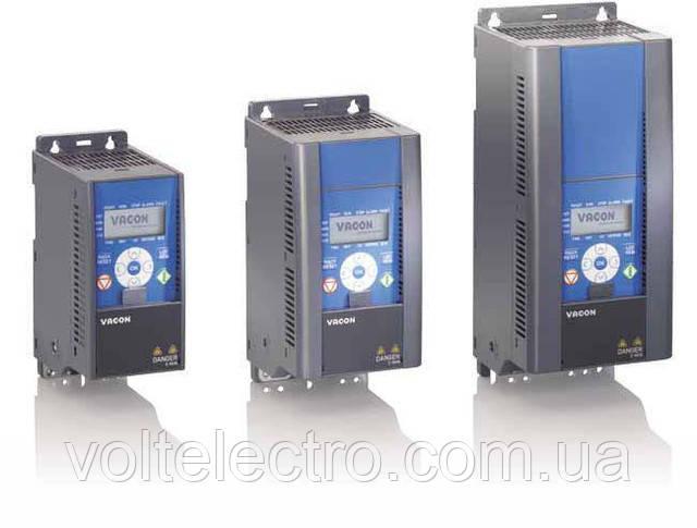 Преобразователь частоты VACON 20 1Ф 2.2 кВт