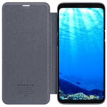 Чехол-книжка Samsung Galaxy S9+ – Nillkin Sparkle