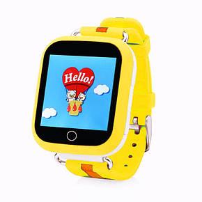 Умные часы Smart Baby Q100-S (Q750, GW200S) GPS-Tracking, Wifi Watch, фото 2