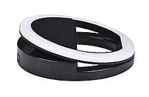 Вспышка-подсветка для телефона селфи-кольцо SmartTech XJ-01 Черный, фото 3