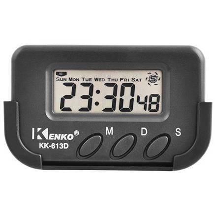 Автомобильные часы Kenko KK-613D, фото 2