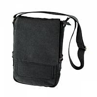 Сумка Rothco Vintage Military Tech Bag Black