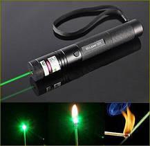 Зеленая лазерная указка Laser 303 лазер, фото 3