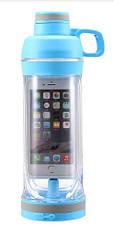Бутылка для воды с отделением для телефона 5s, фото 2