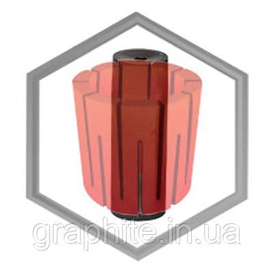 Фильера графитовая INDUTHERM CC400/420 Ф35 Ф8