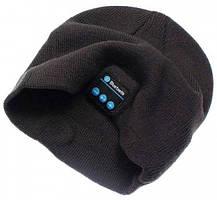 Bluetooth шапка Music Hat с гарнитурой Black, фото 3