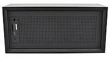 Портативная деревянная акустика OneDer V2 Bluetooth колонка Wireless Speaker, фото 3