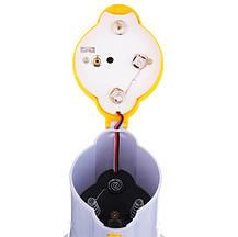 Громкоговоритель (рупор) Мегафон UKC HW-8C White/Yellow, фото 3