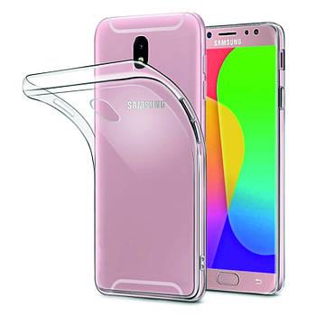 Силиконовый чехол Samsung Galaxy J7 2017 – Ультратонкий