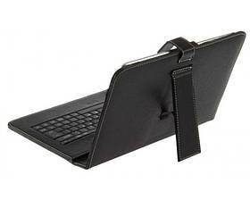Чехол с русской клавиатурой для планшета UKC 7 mirco, фото 2