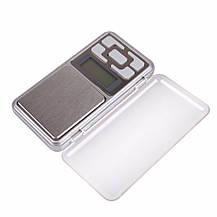 Карманные ювелирные электронные весы Спартак 0.01 - 200 грамм + батарейки, фото 2