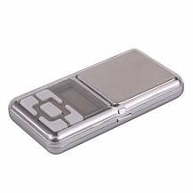 Карманные ювелирные электронные весы Спартак 0.01 - 200 грамм + батарейки, фото 3