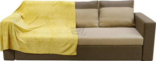 Плед Basic Цитрин 150x200 см желтый La Nuit