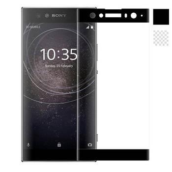 3D стекло Sony Xperia XA2 Ultra – Скругленные края