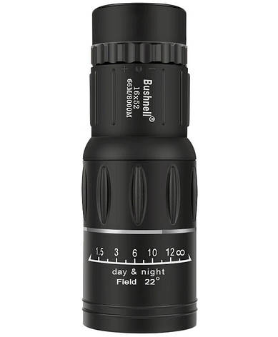 Монокуляр BUSHNELL 2675-5 16x52 с двойной фокусировкой + чехол, фото 2