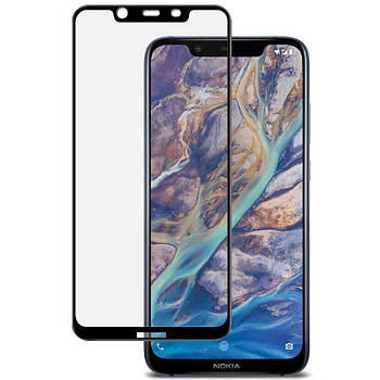 3D Стекло Nokia 8.1 – Full Cover
