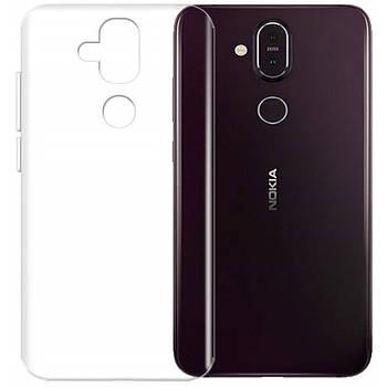 Чехол Nokia 8.1 – Ультратонкий