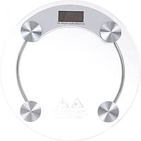Весы напольные стеклянные (квадратнные) Domotec MS-2003A 150 кг