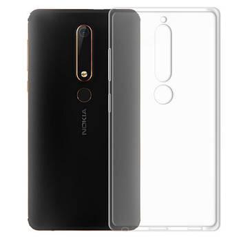 Силиконовый чехол Nokia 6 2018 – Ультратонкий