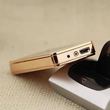 Электроимпульсная USB зажигалка UKC Iphone, фото 2
