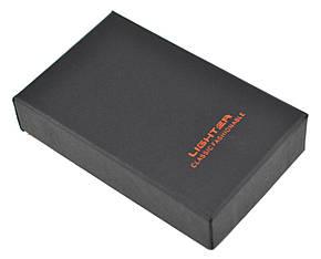 Спиральная электрическая USB зажигалка UKC 811 BMW Black, фото 2