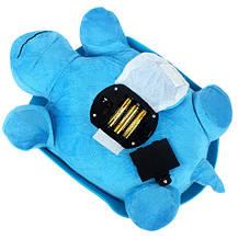 """Ночник Turtle """"Музыкальная черепаха"""" синяя, фото 2"""