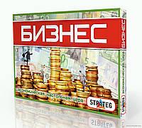 Настольная игра Strateg Бизнес R179964
