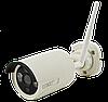 Комплект видеонаблюдения DVR KIT CAD 8004 WiFi 4ch набор на 4 камеры, фото 2